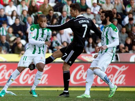 רונאלדו הורחק רק מ-2 משחקים. ישחק בדרבי