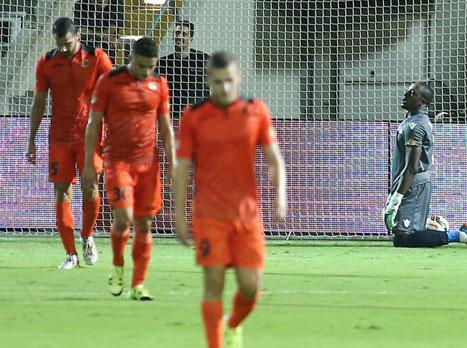 שכחו את חיפה: בני יהודה הפסידה 2:0 לעכו