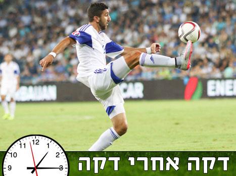 מוקדמות היורו, דקה 80: ישראל-אנדורה 0:4
