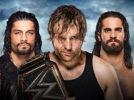 האויב שהוא חבר: עידן הפיצול נפתח ב-WWE