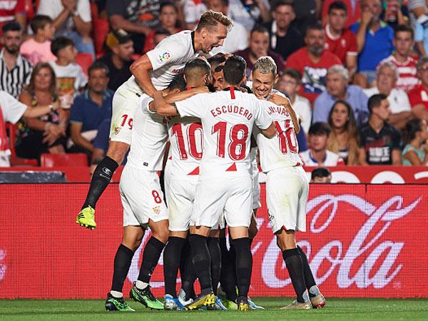 ללא דאבור: סביליה ניצחה 0:1 את גרנאדה