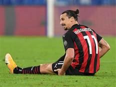 זלאטן ייעדר מול ליברפול בשל פציעה