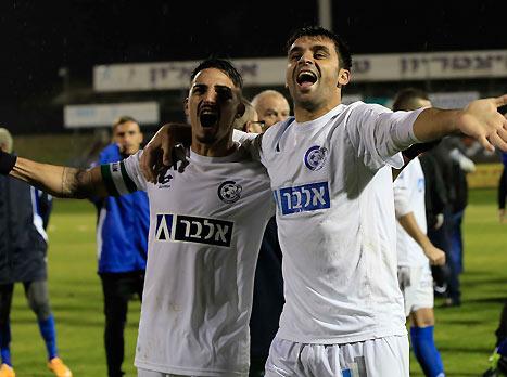 ברוכה השבה: אשקלון חזרה לליגה הלאומית