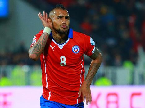02:30: צ'ילה רוצה לשמור על הבית מול פרו