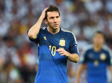 גמר תיקון? סדרת האכזבות של ארגנטינה בגמר