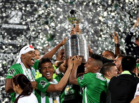 צפו: אתלטיקו נאסיונל זכתה בליברטדורס