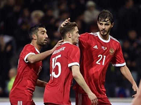 ידידות: 3:3 דרמטי בין רוסיה לבלגיה
