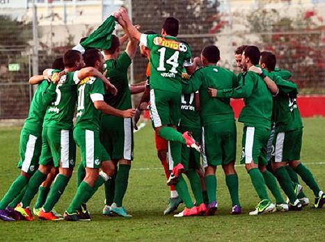 מכבי חיפה אלופת הנוער בפעם השניה ברציפות