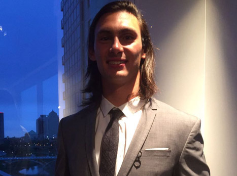 הרשקו נבחר לעשיריית השנה בליגת המכללות