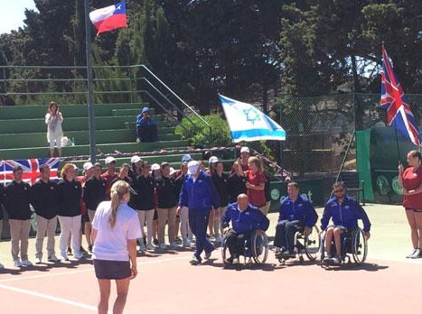 הנבחרת הפראלימפית זכתה במדליית כסף