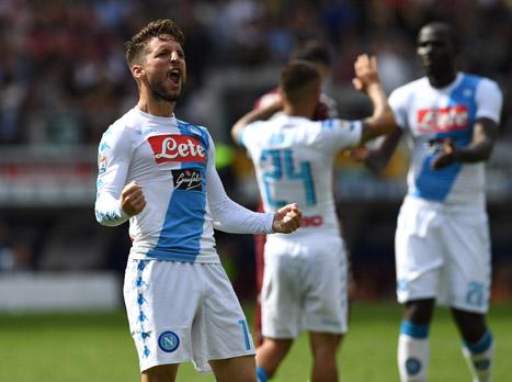 דיווח: מרטנס סיכם על הארכת חוזה בנאפולי