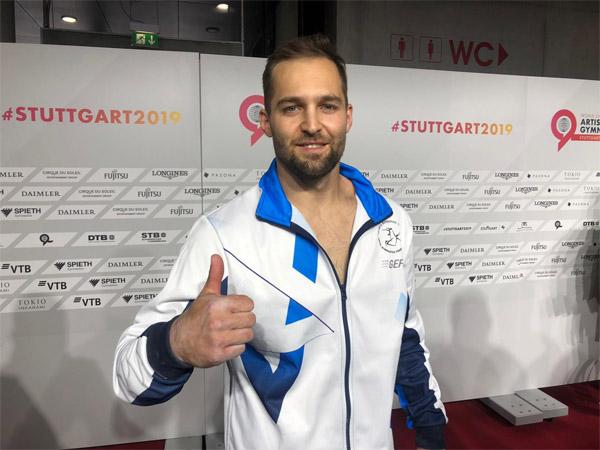 שטילוב הבטיח את מקומו באולימפיאדה רביעית