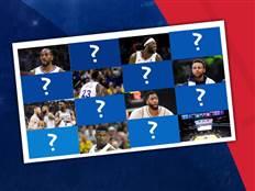 לא לעכברים בלבד: חידון ה-NBA הענק