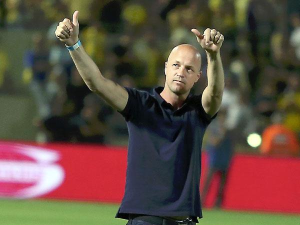 אפילו לכדורגל הישראלי הוא עזר (Getty)