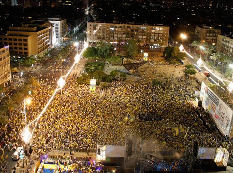 """""""היום הכי מתוק ב-2013"""". חגיגות האליפות בכיכר רבין"""