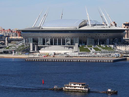 אצטדיון קרסטובסקי, מלבד שמינית הגמר, יארח גם את חצי הגמר והמשחק על המקום השלישי