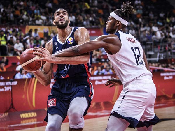 גובר, ניצחון עצום (FIBA)