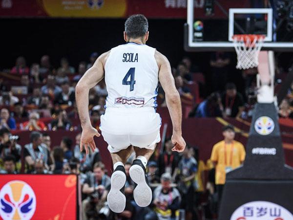 סקולה, נעלם בגמר (FIBA)