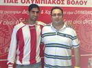 רועי דיין חתם ל-3 שנים באולימפיאקוס וולו