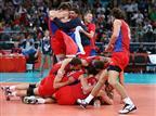 כדורעף: אליפות אירופה מגיעה לנקודת רתיחה
