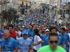 קימלי הקנייתי שבר את שיא מרתון ירושלים