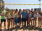 חופים: האחים אלקובי זכו באליפות ישראל