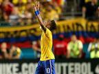 שער אדיר לניימאר, 0:1 לברזיל על קולומביה