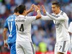 10 שערים במשחק, 3 מהם של רונאלדו