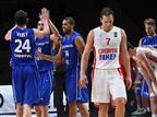 צ'כיה הדהימה את קרואטיה בדרך לרבע