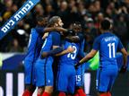 לחץ בית: צרפת מגיעה ליורו הקרוב כפייבוריטית