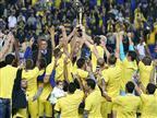 """בפעם החמישית: מכבי ת""""א זכתה בגביע הטוטו"""