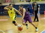 צעירי מול דורון (אודי ציטיאט, מנהלת ליגת העל לנשים בכדורסל)