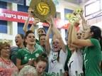 שנה שנייה ברצף: חיפה אלופה בכדורעף נשים