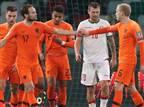צפו: הולנד התקרבה ליורו, רוסיה העפילה