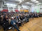 850 מאמנים השתתפו בכנס במכון וינגייט