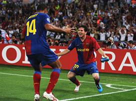 היום לפני: הזכייה של ברצלונה באלופות ב-2009