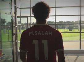 באיחור של 3 שנים, סלאח נחת בליברפול