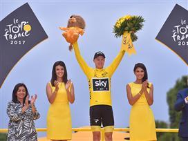 בפעם ה-4: פרום זכה בטור דה פראנס