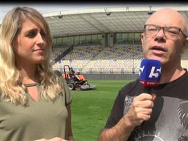 שליחי ערוץ הספורט עם דיווח ממאריבור