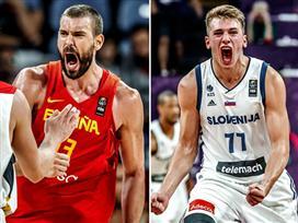 רק תמשיכו: המיטב של ספרד וסלובניה