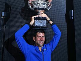 המאה שלו: פדרר זכה בטורניר דובאי