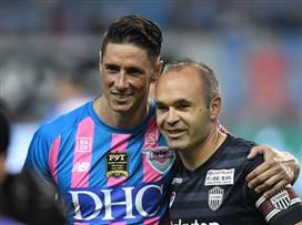 עוד נתגעגע: פרננדו טורס פרש מכדורגל
