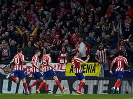 הליגה האמיתית: אתלטיקו גברה 0:1 על ליברפול