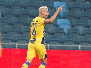 סוויפ בצהוב: מכבי שוב ניצחה את חיפה