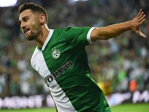 הצגה של אצילי: חיפה ניצחה 0:2 את מכבי נתניה