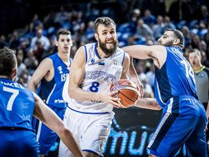 קר בחוץ: נבחרת ישראל הפסידה באסטוניה