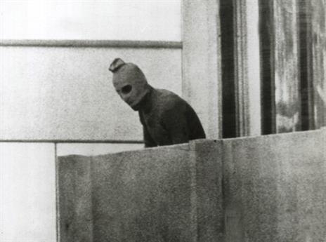 אחת התמונות הזכורות ממתקפת הטרור במינכן 72' (getty)