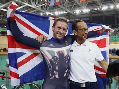בריטניה היא אימפריית אופניים. ג'ייסון קני (GETTY)