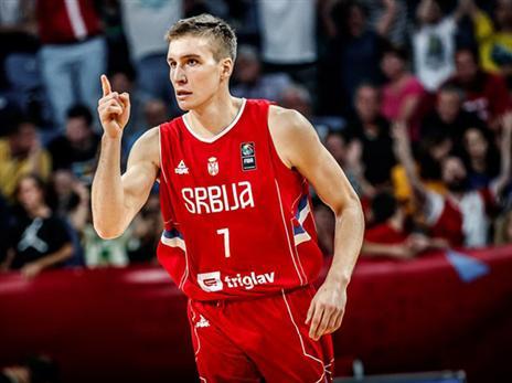 הכוכב של סרביה. בוגדנוביץ' (FIBA)