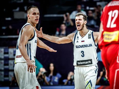 דראגיץ' התקרר מעט וניסה לחזור לעצמו (FIBA)